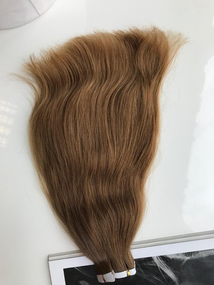 Włosy dziewicze Tape On 32cm/31gram 7,5 kanapki T16